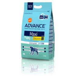 Advance maxi puppy  3 kg.