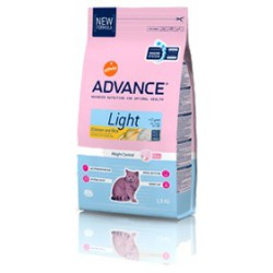 Advance  cat light  1.5 kg.