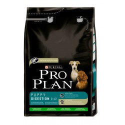 PRO PLAN Puppy Digestion 3 kg.  Cordero y Arroz