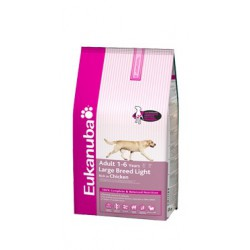 EUK adulto LIGHT R grandes 15 kg.  desde 61.45