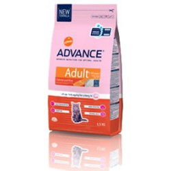 Advance cat salmon  1.5 kg.