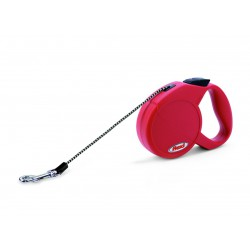 Flexi classic  mini / cat  XS  Rojo